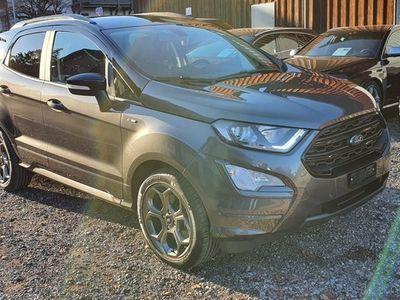 gebraucht Ford Ecosport 1.0 SCTi ST-Line Automat