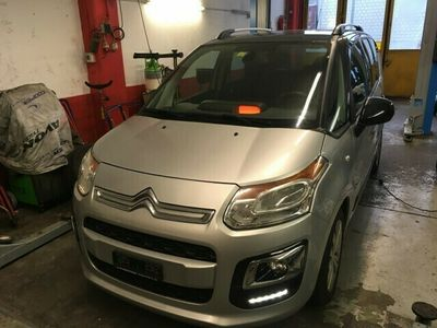 gebraucht Citroën C3 Picasso C3 Picasso 1.6 HDi Exclusive EGS61.6 HDi Exclusive EGS6