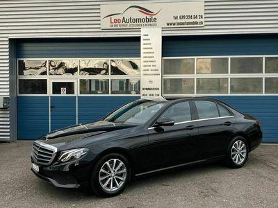 gebraucht Mercedes E220 E-Klasse9G-Tronic
