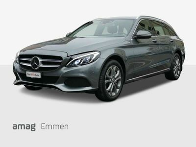 gebraucht Mercedes C250 C-KlasseBlueTEC Swiss Star 4Matic 9G-Tronic