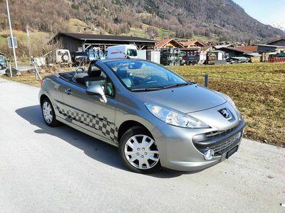 gebraucht Peugeot 207 CC 207 CC 1.6 16V Roland Garros 1.6 16V Roland Garros
