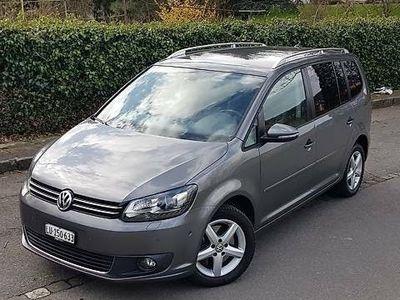 gebraucht VW Touran 1,4l