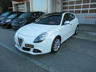 gebraucht Alfa Romeo Giulietta 1.4 MultiAir Distinctive Sport TCT