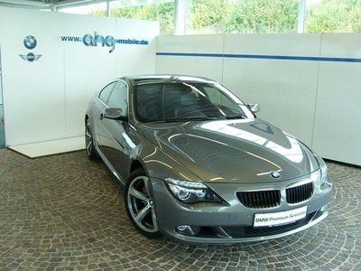 gebraucht BMW 635 d Sport-Automatik Head-Up Glasdach Dynamic Drive Navi