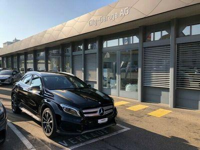 gebraucht Mercedes GLA250 GLA-KlasseAMG Line 4 Matic