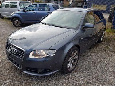gebraucht Audi A4 Avant 2.0 Turbo FSI