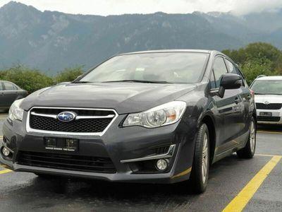 gebraucht Subaru Impreza 1.6 Swiss two