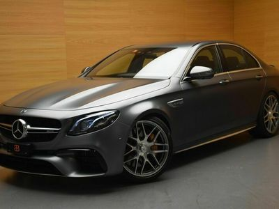 gebraucht Mercedes E63 AMG S 4Matic Speedshift MCT *AMG Performa