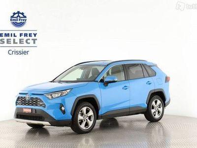 gebraucht Toyota RAV4 2.0i VMa Trend MdS