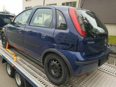 gebraucht Opel Corsa Corsa c14 2004 b04c14 2004 b04