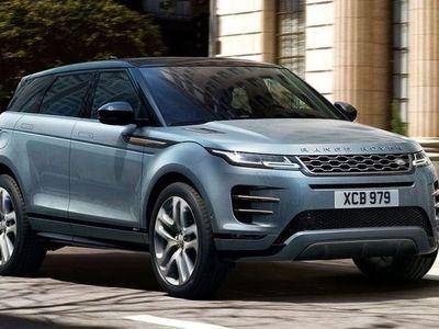 gebraucht Land Rover Range Rover evoque Evoque RR EVOQUE New P200 2019