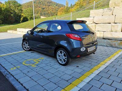 gebraucht Mazda 2 1.5 MZR Sport