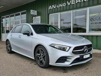 gebraucht Mercedes A200 AMG Line