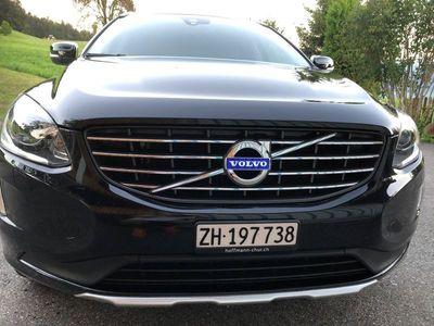 gebraucht Volvo XC60 D4 AWD OceanRace Geartronic