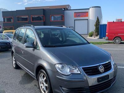 gebraucht VW Touran 1.4 TSI Conceptline