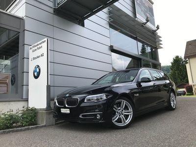 gebraucht BMW 525 d Touring xDrive Luxury Line Steptronic