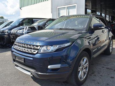 gebraucht Land Rover Range Rover evoque 2.2 TD4 Prestige