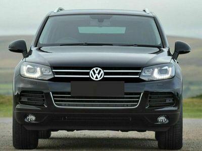 gebraucht VW Touareg 3.0 TDI