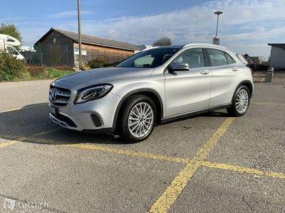 gebraucht Mercedes GLA250