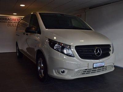 gebraucht Mercedes Vito 119 BTEC EL 4Matic A