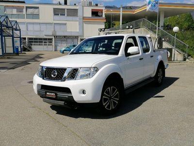 gebraucht Nissan Navara Double Cab SE 2.5 dCi 4WD LB Automat