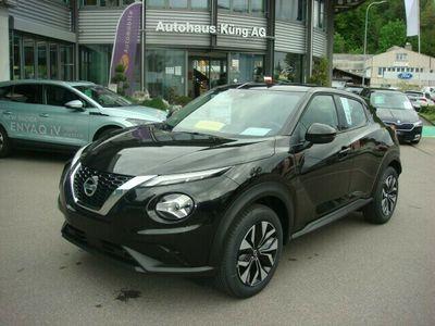 gebraucht Nissan Juke 1.0 DIG-T acenta DCT Küng Edition