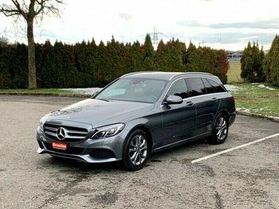 gebraucht Mercedes C220 C-Klassed Avantgarde 9G-Tronic