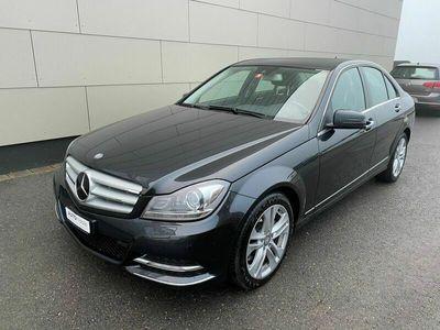 gebraucht Mercedes C350 C-Klasse C 350 Avantgarde 7G-Tronic 2012 C-KlasseAvantgarde 7G-Tronic 2012