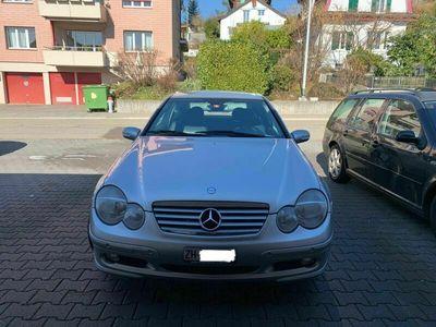 gebraucht Mercedes C230 C-Klasse C230 C-Klasse