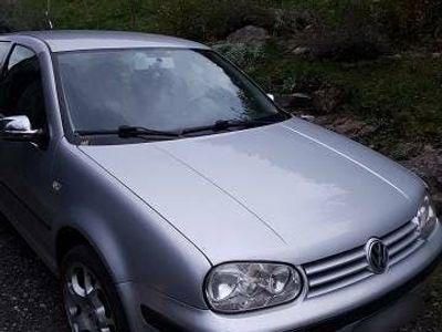gebraucht VW Golf Allrad 4 motion
