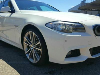 gebraucht BMW 525 5er Neuwertiger 525d xDrive M-Paket, Diesel, Kombi, MFK 5er Neuwertiger d xDrive M-Paket, Diesel, Kombi, MFK
