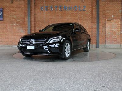 gebraucht Mercedes C200 C-KlasseSwiss Star Avan. 4M