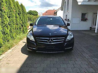 gebraucht Mercedes R350 R-KlasseCDI L 4Matic 7G-Tronic
