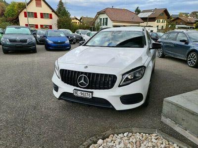 gebraucht Mercedes GLA250 GLA-KlasseAMG Line 4Matic 7G-DCT