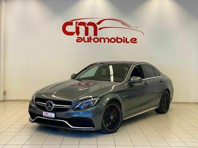 gebraucht Mercedes C63S AMG AMG Performance Speedshift