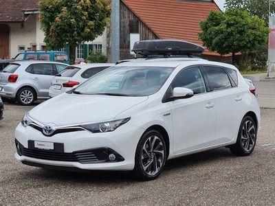 gebraucht Toyota Auris 1.8 HSD Swiss Trend e-CVT