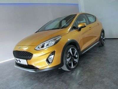 gebraucht Ford Fiesta Active Colourline Navi+Easy Driver Paket