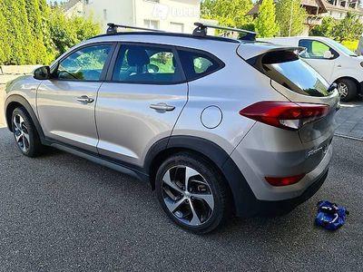 gebraucht Hyundai Tucson Vertex 2.0 CRDi Vertex 4WD