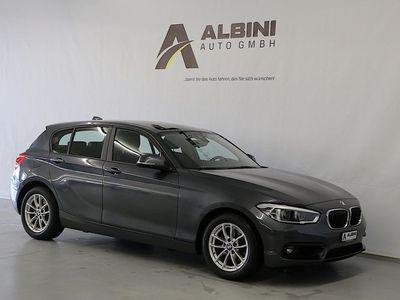 gebraucht BMW 118 i Steptronic,Advantage