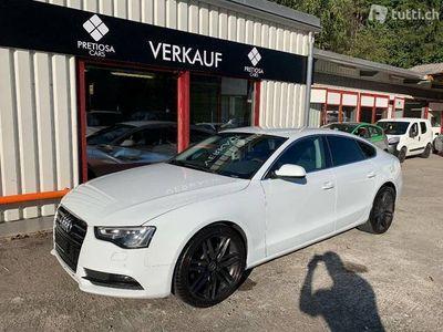 gebraucht Audi A5 Sportback 3.0 TDI quattro S-tronic