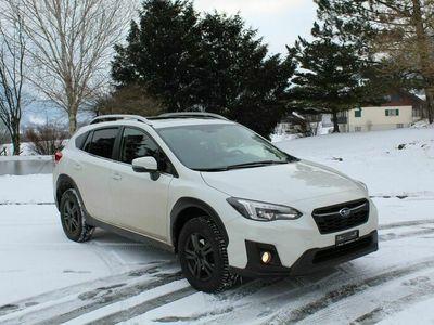 gebraucht Subaru XV 2.0i Luxury