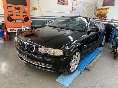 gebraucht BMW 330 3er i E46