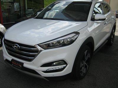 gebraucht Hyundai Tucson 2.0 CRDI exxtra Plus 4WD Automatic