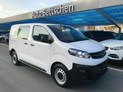 gebraucht Opel Vivaro Car.Kaw.2.9t S 2.0CDTI 122 En