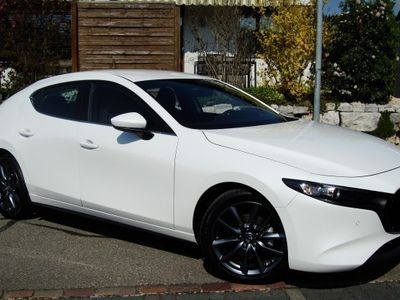 gebraucht Mazda 3 SKYACTIV-G M Hybrid 122 Revolution