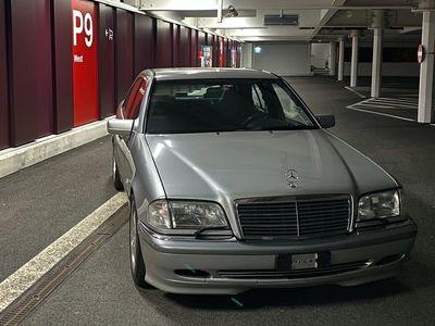 gebraucht Mercedes C240 C-Klasse Mercedes Benz/ W202 AMG Paket