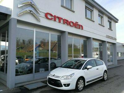 gebraucht Citroën C4 Coupé 1.6i 16V VTi 120 VTR