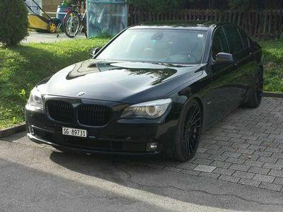 gebraucht BMW 740 7er D aus erste Hand