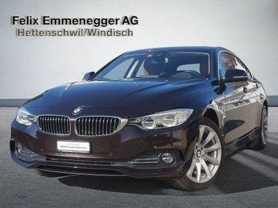 gebraucht BMW 420 4er d Gr.Cpé xDrive Luxury