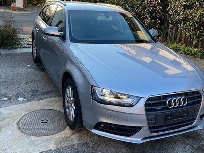 gebraucht Audi A4 AVANT QUATTRO 2.0 TDI